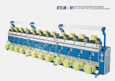 İplik Sarma Gıda Makinaları San. Ve Tic. Ltd. Şti Ktlm1