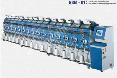 İplik Sarma Gıda Makinaları San. Ve Tic. Ltd. Şti Gsm1