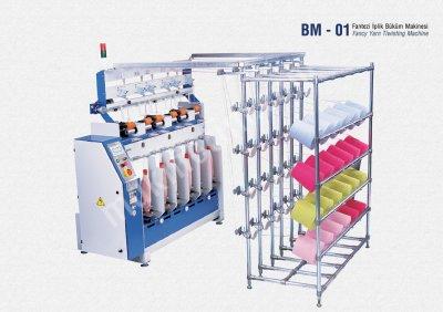 İplik Sarma Gıda Makinaları San. Ve Tic. Ltd. Şti Bm1