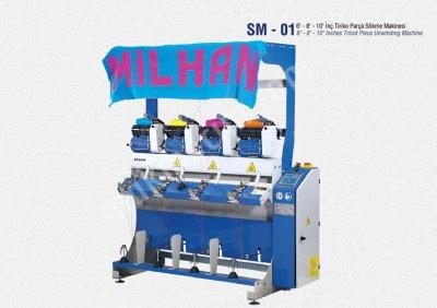 İplik Sarma Gıda Makinaları San. Ve Tic. Ltd. Şti Sm1