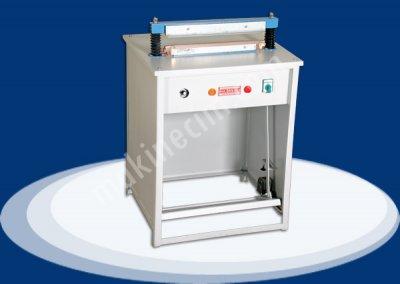 Isıyla Poşet Ağzı Kapatma Makineleri 0014 Ayak Pedallı   63 Cm Büro Modeli
