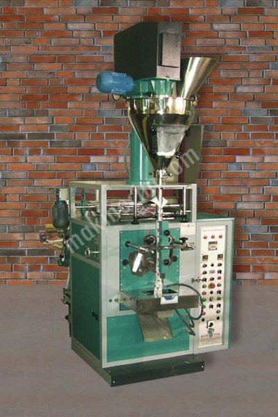 Tam Otomatik Toz Dolum Vidalı Makina