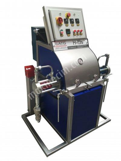 Poliüretan & Polyurea Sprey Makinası