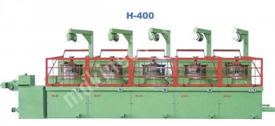 H400 Tel Çekme Makinesi Brs-00024-Tcm