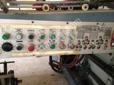 2.el Bobst Kesim Makineleri