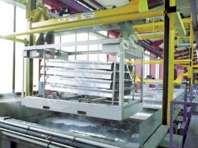 Satılık Sıfır Daldırma Tipi Yüzey Temizleme Demir Fosfat, Çinko Fosfat, Alüminyum Fosfat Fiyatları İstanbul