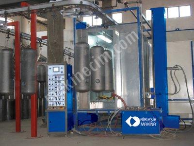 Satılık Sıfır Otomatik Boya Üniteleri PLC Kontrollu Fiyatları İstanbul