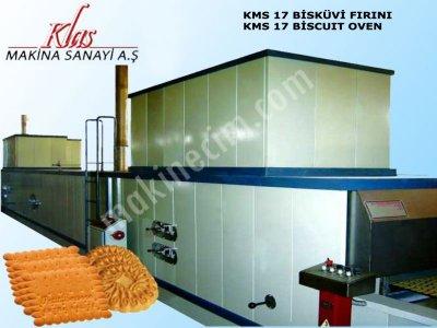 Endirekt Bisküvi Pişirme Fırını - Kms17