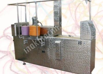 Lt 115 Lab Tipi İplik Isıl İşlem Makinesi