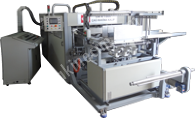 Thermoform Makinası 1500 İki İstasyonlu