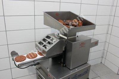 Satılık Sıfır KÖFTE MAKİNELERİ Fiyatları İstanbul köfte,hamburger,kıyma,makina,km2200,form makinası