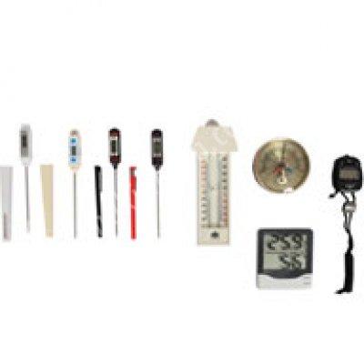 Termometreler Ve Kronometre