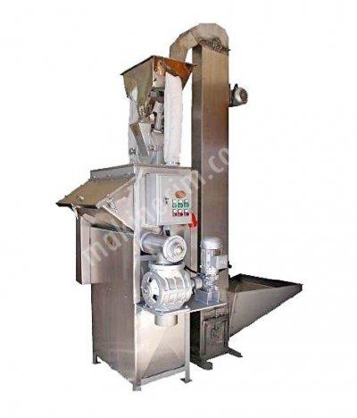 Endüstriyel Pudra Şekeri Makinası