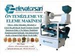 Tohum Bakliyat Temizleme Ve Eleme Makineleri