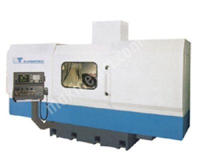 Cnc Satıh Taşlama Tezgahı   Stp 2060 Cnc Supertec