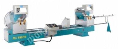 Çift Kafa Kesme Makinesi  Tam Otomatik   Barkodlu