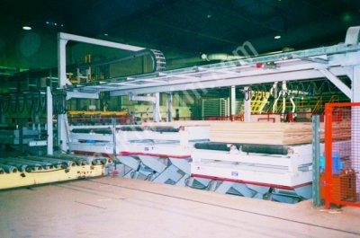 Plaka İstifleme Sistemi Hidrolik Platformları 8 Ton