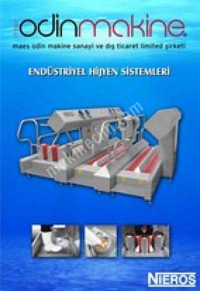 Endüstriyel Hijyen Ürünleri