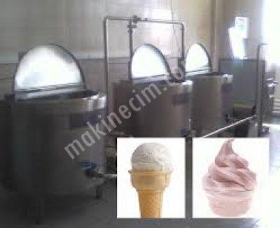 Dondurma Üretim Hattı