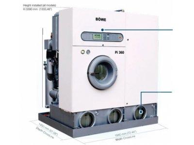 Satılık Sıfır Kuru Temizleme Makinesi Bowe Fiyatları İstanbul kuru temizleme, dry cleaning