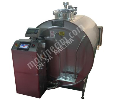 Süt Soğutma Makineleri