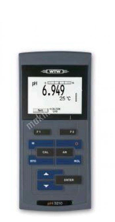 Portatif Tip Taşınabilir Ph Metre Wtw 3210