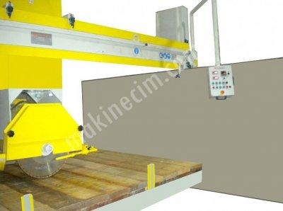 Mermer / Granit Köprü Kesme Makinası ( Ağır Tip)  | Ün Kardeş Makina Sanayi