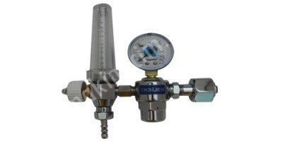 Oksijen Basınç Düşürücü Flowmetreli