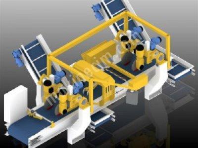 Ebatlama Makinaları | Eh 5000 – Ebatlama Hattı