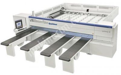 Panel Ebatlama Makinası Gabbiani Galaxy 3