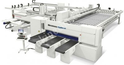 Panel Ebatlama Makinası Gabbiani Axioma A3