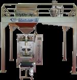 Turangil Tg760P Terazili Vidalı Çift Sistem Toz Granül Ürünler Dikey Paketleme Makinesi