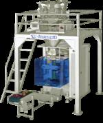 Tam Otomatik 10 Terazili Sistem Dikey Paketleme Makinesi