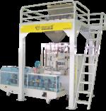 Tam Otomatik Terazili Sistem Karoselli Dikey Paketleme Makinesi