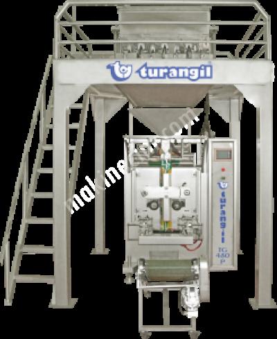 Turangil 4 Terazili Sistem Paketleme Makinesi Tg 480 P