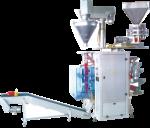 Turangil Tg400P Volimetrik Vidalı Çift Sistem Toz Granül Ürünler Dikey Paketleme Makinesi