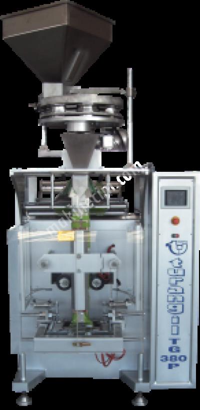 Satılık Sıfır Turangil Tg380p Tam Otomatik Volimetrik Sistem Akışkan Taneli Ürünler Dikey Paketleme Makinesi Fiyatları Konya bakliyat,hububat,volimetrik,tartım,paketleme,dikey,ambalaj,makine,konya,turangil