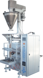 Tam Otomatik Vidalı Sistem Toz Ürünler Dikey Paketleme Makinesi
