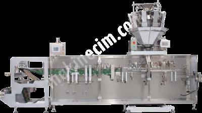 Terazili Sistem Doypack Tipi Paketleme Makinesi Tg 260 P