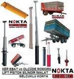Nokta Fabrika, Nokta Endüstri, Nokta İş Makinaları, Nokta İnşaat Hidroliği, Nokta Konya