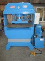 Hydraulic Press ..80 Ton Hidrolik Plaka Presi, Otomatik Kullanım,