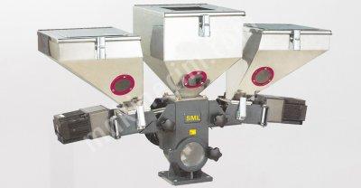 Plastik İşleme Makineleri Yardımcı Ekipmanları - Renk Dozajlama Mikseri