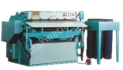 Deri İşleme   Otomatik Zımpara Makinası Gm Zm 1300