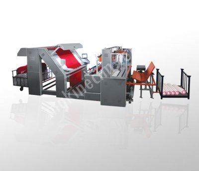 Rulo Ambalaj Makineleri ( Tam Otomatik ) Gç-B40 L13 Ph