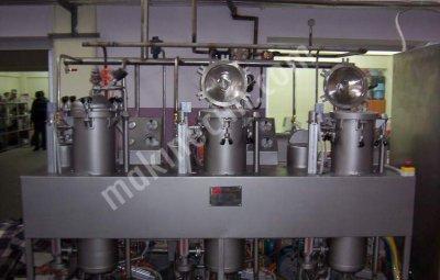 Numune Boyama Makineleri