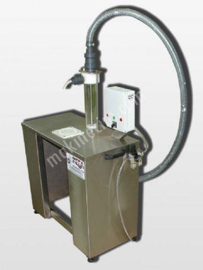 Yarı Otomatik Oksidan Dolum Makinesi