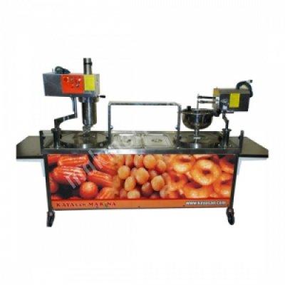 Tezgahlı Lokma Ve Tulumba Tatlısı Makinesi