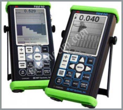 Kalınlık Ölçüm Cihazları Tg210 Tg410