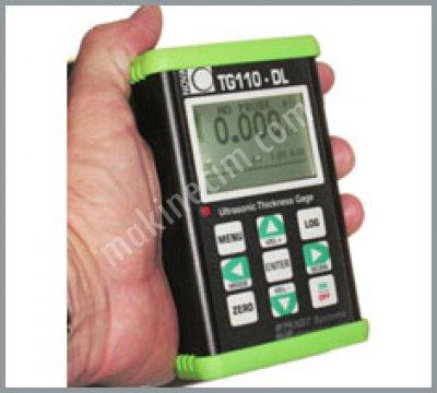 Kalınlık Ölçüm Cihazları Tg110 Dl