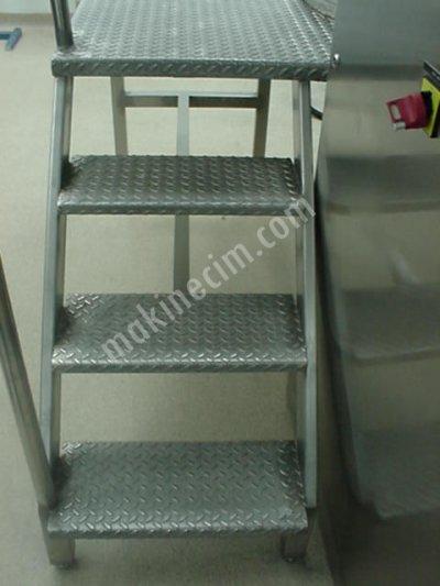 Paslanmaz Platform Ve Merdivenler